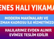 ENES HALI YIKAMA
